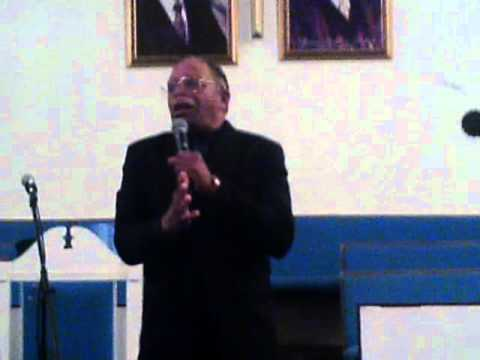 Otis Clay Singing `When The Gates Swing Open' Oct. 15,2012
