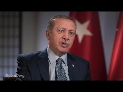 Turkey's Erdogan on U.S. as an Ally