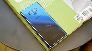 Samsung Galaxy Note 9 Review - Next Big Thing, Finally Here!