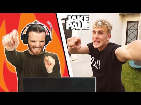 Thumbnail: Irish People Watch Jake Paul