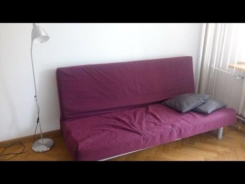 видео: Комната для пары. Жилье для пары в Варшаве. Польша