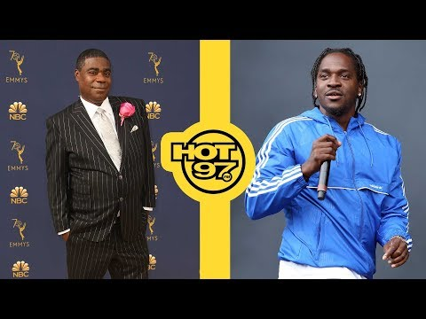 Pusha T Addresses 'F*** Drake' Message At Concert + Tracy Morgan Receives Key To Brooklyn!