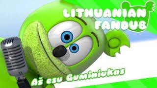 Aš Guminiukas (The Gummy Bear Song) - Unofficial Lithuanian Version