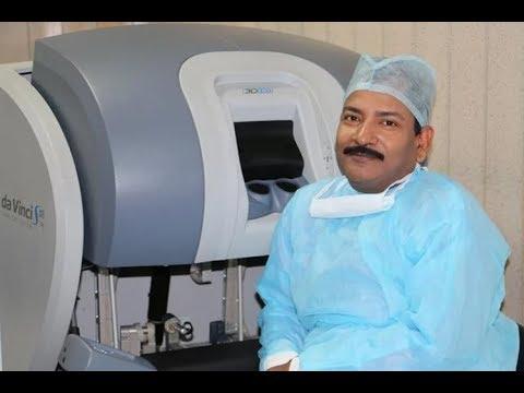 Robotic Tubal Receanalization Surgery