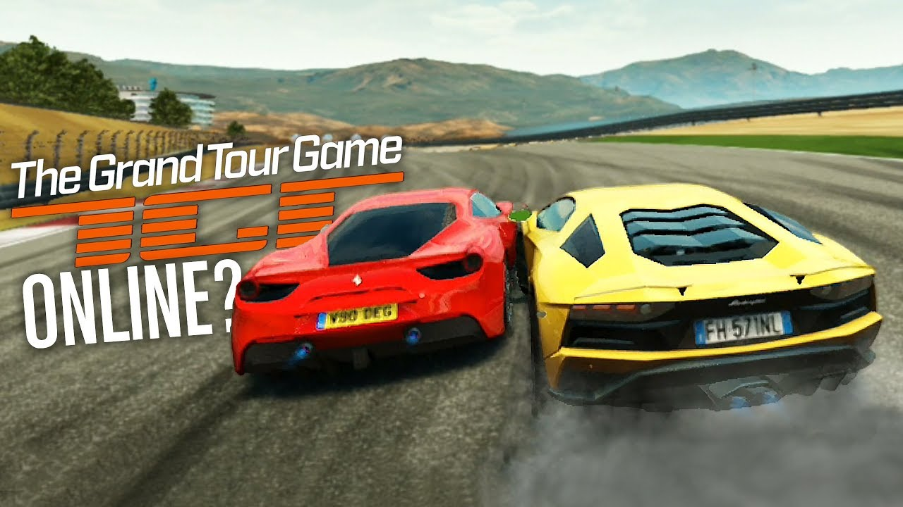 How to Play The Grand Tour Game ONLINE?