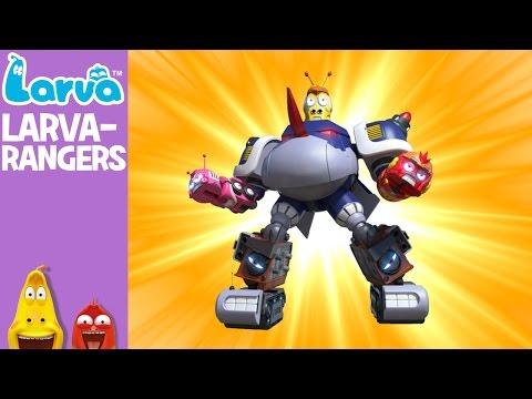 Larva Rangers  Mini Series from Animation LARVA