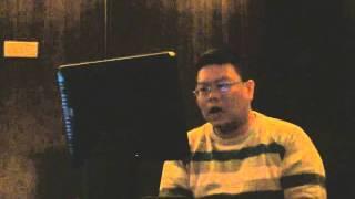 2011-12-04 11-12月團唱 模王再現 翁立萬 - 阿杜 - 一首情歌 .avi