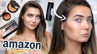 I BOUGHT MAKEUP FROM AMAZON... HIT OR MISS!?