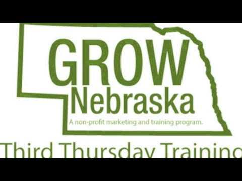 Raising Capital with Nebraska's Angel Investors - GROW Nebraska August 2014