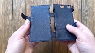 Чехол Sony Xperia XZ1 Compact. Краткий обзор