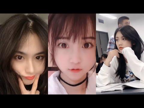 Cute And Beautiful Girls In Tik Tok China/Douyin