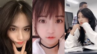 Cute And Beautiful Girls In Tik Tok China/Douyin