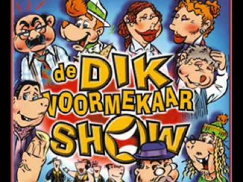 De Dik voormekaar show - sinterklaasaflevering