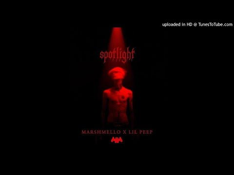 (3D AUDIO + BASS BOOSTED)Marshmello & Lil Peep-Spotlight(USE HEADPHONES!!!)
