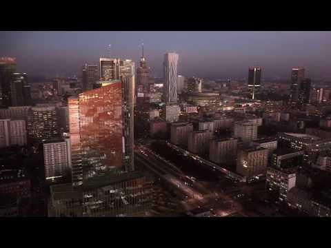 Mennica Legacy Tower wizualizacje
