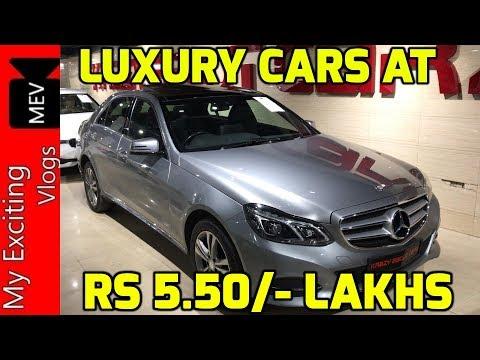 Luxury Cars Under Hidden Luxury Cars Market In Delhi Avry Motors Youtube
