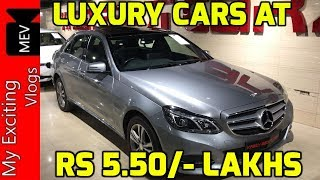 LUXURY CARS STARTING FROM RS.5.50/- LAKHS (BMW, MERCEDES BENZ, AUDI ,JAGUAR) CHATTARPUR, NEW DELHI