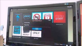A quick guide to a hard reset on the OTT MXiii, MXQ & M8