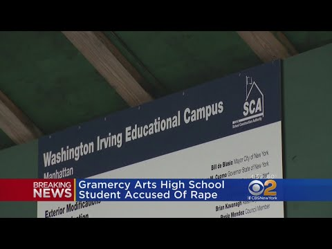 16-Year-Old Raped At High School In Gramercy Park