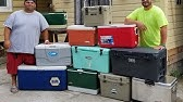 Ultimate Ice Challenge, 40-60Q Coolers, Including Yeti, K2