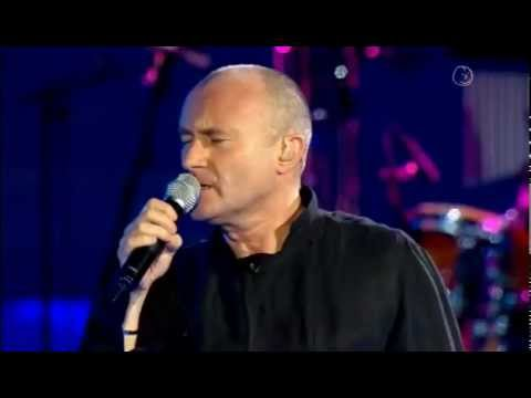 Phil Collins - Against All Odds (Take A Look At Me Now) LIVE HD