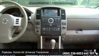 2011 NISSAN PATHFINDER LE DVD - Nalley Toyota of Roswell ...