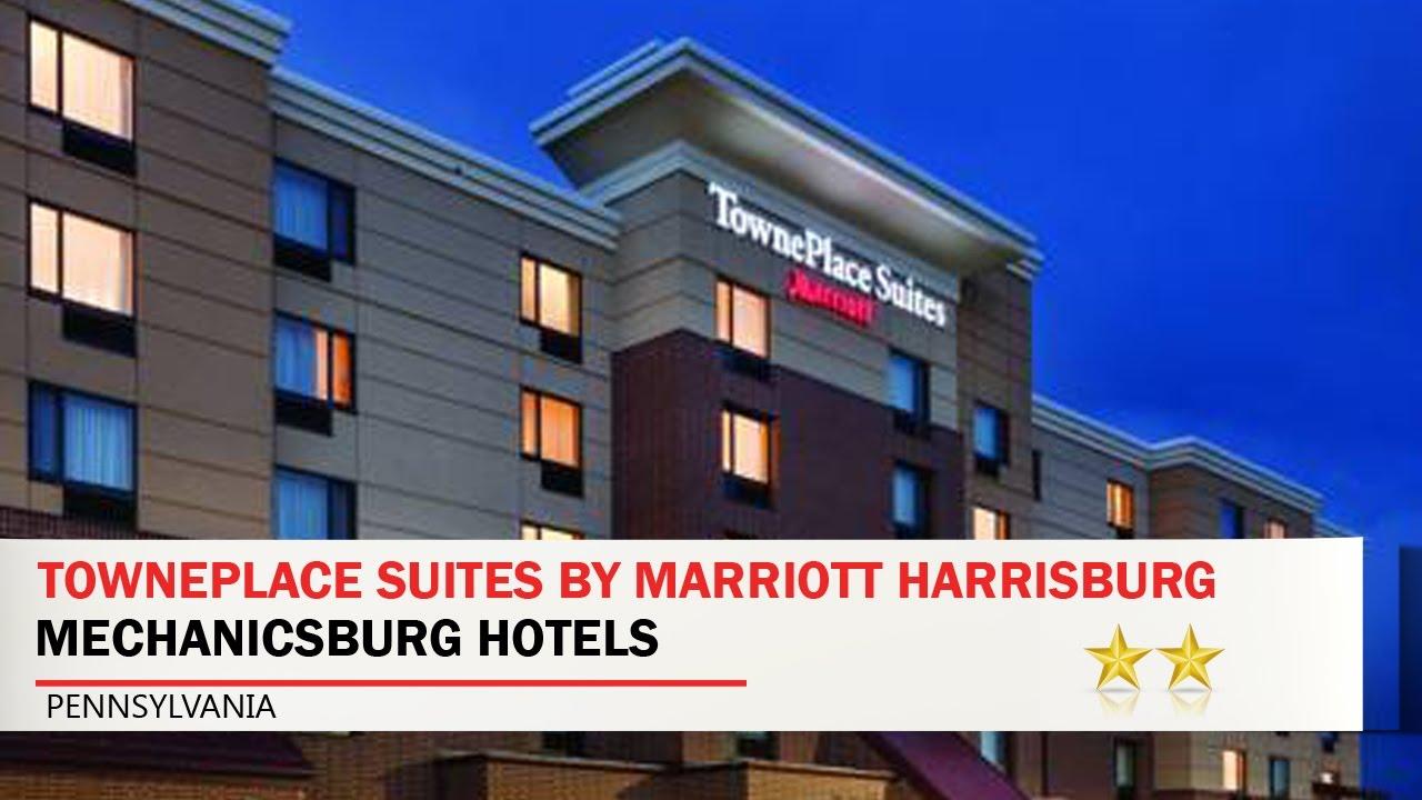 Towneplace Suites By Marriott Harrisburg West Mechanicsburg Hotels Pennsylvania