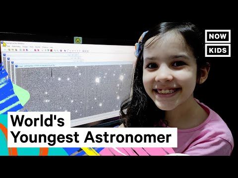 Meet the World's Youngest Astronomer