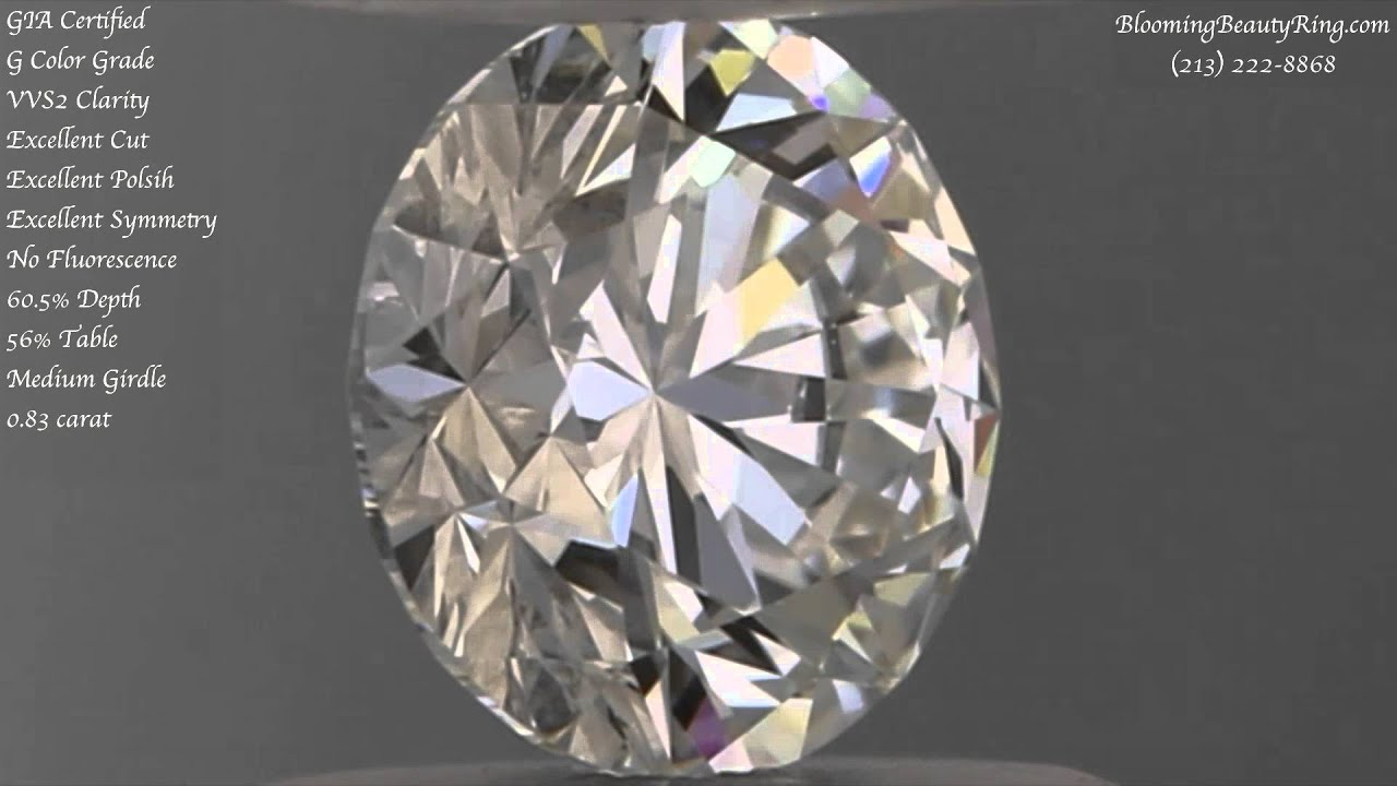 g brilliant round ctw gia certified diamond