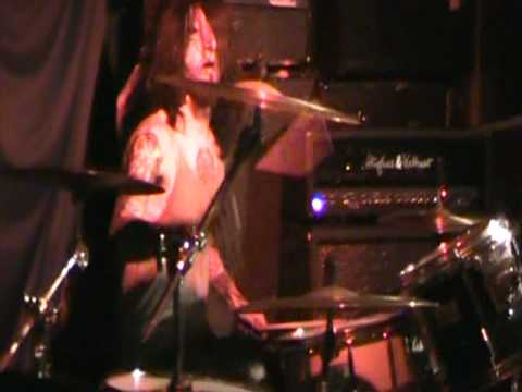 Gravel Chewer - Seas Of Mercury Live @ Nicky Zee's.