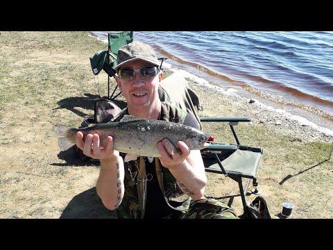 Trout Fishing Fontburn Reservoir (Northumberland)