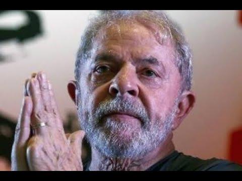 Lula recebe a primeira visita da família desde que foi preso | SBT Brasil (12/04/18)