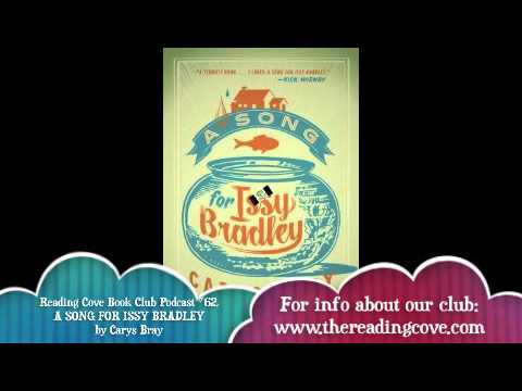 A SONG FOR ISSY BRADLEY  Carys Bray Book Club Discussion 📚