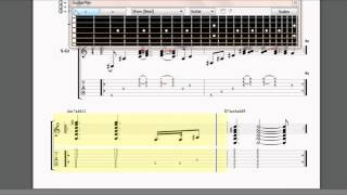 tablature for all for the love of you by john martyn