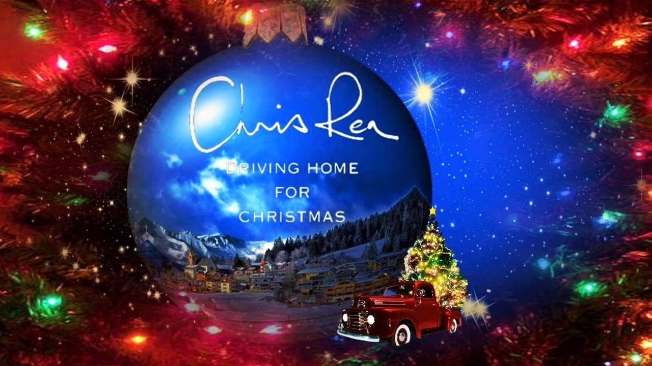 Chris Rea - Driving Home For Christmas - YouTube