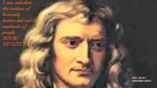 COOL QUOTES OF ISAAC NEWTON