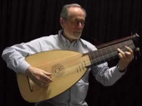 Baroque Lute Exercise (Nelson Amos)