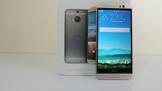 HTC One M9+ (Plus) Unboxing and Hands On Exclusive | AllAboutTechnologies