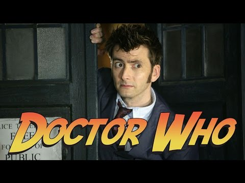 Doctor Who-oo! (Duck Tales Parody) | Axis of Awesome