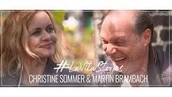 Christine Sommer & Martin Brambach - Tatort Recklinghausen | #lavitastories - Folge 12