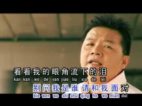 别问我是谁Bie Wen Wo Shi Shui 【Stevin 胡伟 huwei】