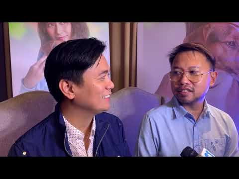 DIRECTORS JUN LANA AND PERCI INTALAN FULL INTERVIEW FOR UNFORGETTABLE MOVIE