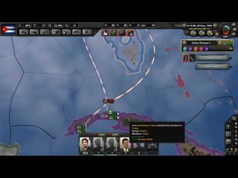 Hearts of Iron IV - Communist Cuba - Invasion of America - Part 2