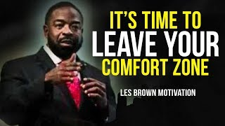IT'S TIME TO GET OVER IT! – Powerful Motivational Speech for Success – Les Brown Motivation