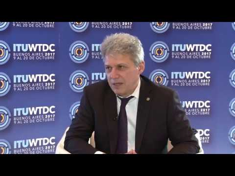 ITU INTERVIEWS @WTDC-17: Rashid Ismailov, Deputy Min. of Telecom and Mass Comms of the Russian Fed