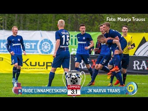 23. voor 2017: Paide Linnameeskond - JK Narva Trans 3:1 (1:0)