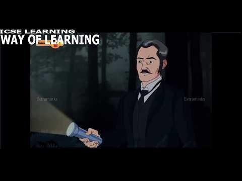 A Face In The Dark || Ruskin Bond || ICSE Short Story || ICSE Treasure Trove || ICSE Learning ||