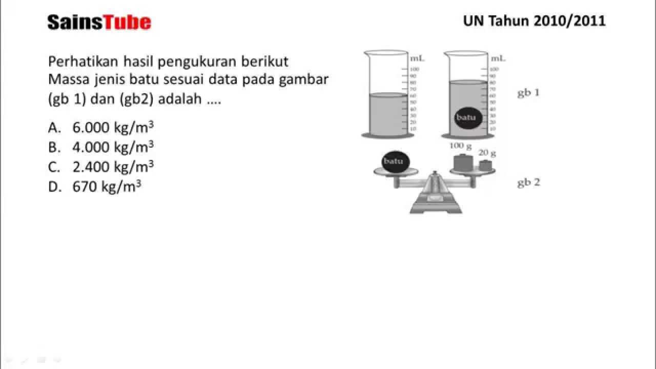 maxresdefault - Soal Un Smp Tentang Massa Jenis