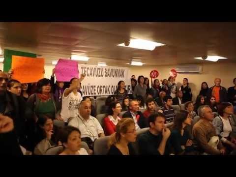 Mustafa İlker Gürkan Protesto edildi !
