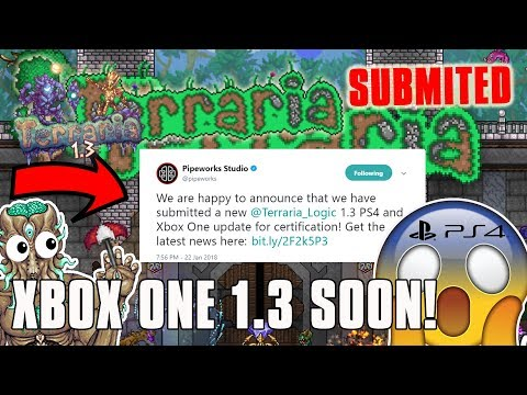 TERRARIA 1.3 XBOX ONE COMING THIS WEEK? + Mobile & Nintendo Switch News